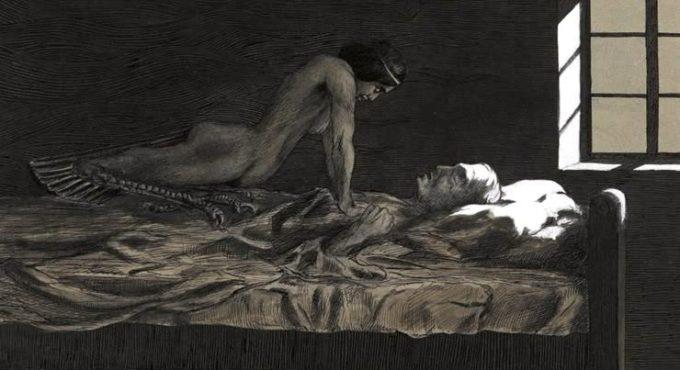 鬼压床、睡眠麻痹、睡眠瘫痪、梦魇的原理是什么? 2 - 土人仓库